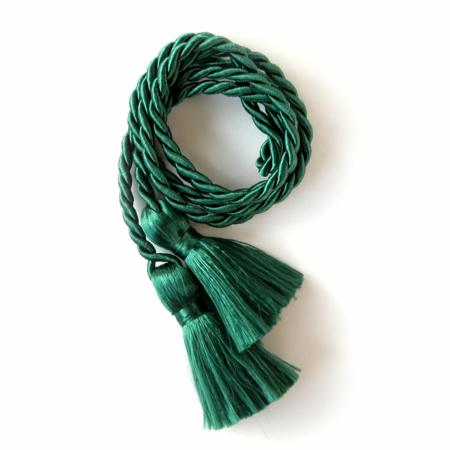 Grüne Kordel